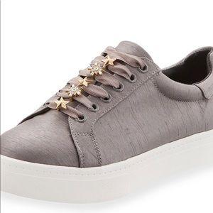 SAM EDELMAN circus grey sneakers